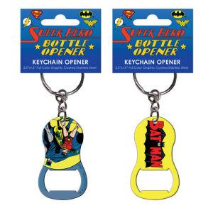 Batman Comic Key Chain Bottle Opener