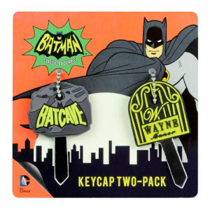 Batman Batcave and Wayne Manor Key Cover 2 Pack