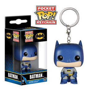 Batman Pop! Vinyl Figure DC Comics Key Chain