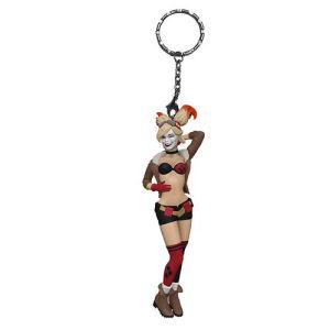 DC Comics Bombshells Harley Quinn Figure Key Chain