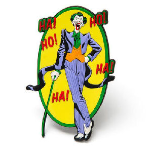 Joker Laughing Mega Magnet