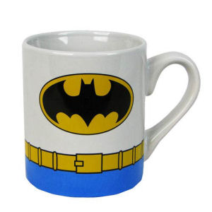 Batman Uniform Logo 14 Ounce Mug
