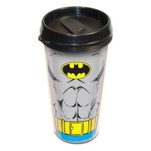 Batman Uniform Travel Mug