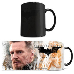 Batman Dark Knight Trilogy Ras al Ghul Morphing Mug