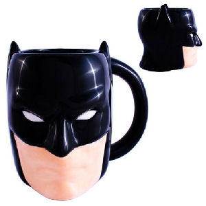 Batman Head 3D Mug