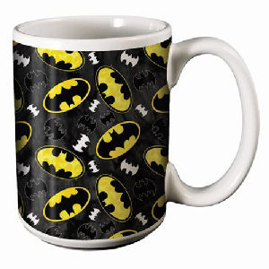 Batman Logo 14 Ounce Mug