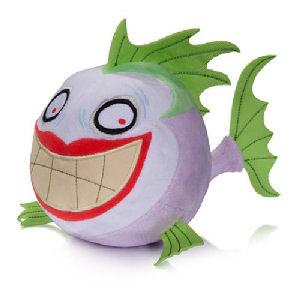 DC Comics Super-Pets Joker Fish Plush