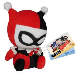 Batman Harley Quinn Mopeez Plush