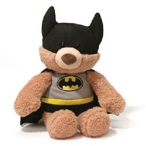 DC Comics Batman Malone Black Outfit 12 Inch Plush