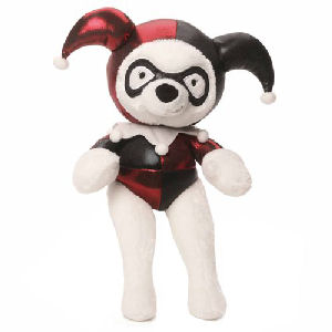 DC Comics Batman Harley Quinn 13 Inch Plush