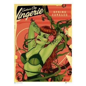 DC Bombshells Poison Ivy Art Print