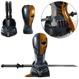 Batman Arkham Origins Deathstroke Arsenal Full Scale Prop Replica