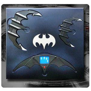 Batman Batarang Prop Replica Set