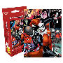 Harley Quinn 100-Piece Pocket Puzzle.
