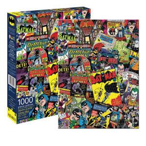 Batman DC Comics Collage 1000 Piece Puzzle