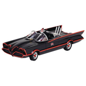 Batman Classic 1966 Movie 1/35th Scale Batmobile Vehicle