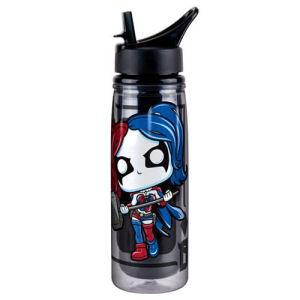 Batman Harley Quinn Water Bottle