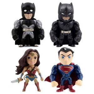 Batman v Superman 4-Inch Die-Cast Action Figure Case