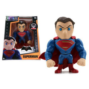 Batman v Superman Dawn of Justice Superman 4-Inch Alternate Die-Cast Action Figure