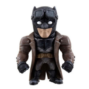 Batman v Superman Dawn of Justice Knightmare Batman 4 Inch Die-Cast Metal Action Figure