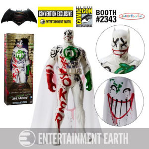 Batman v Superman The Jokers Wild Batman 19 Inch Big Figs  Action Figure - Convention Exclusive
