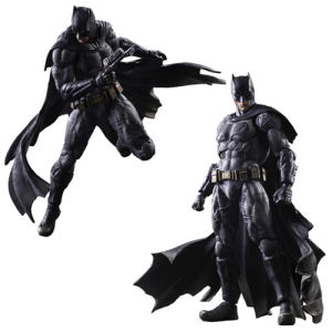 Batman v Superman Dawn of Justice Batman Play Arts Kai Action Figure