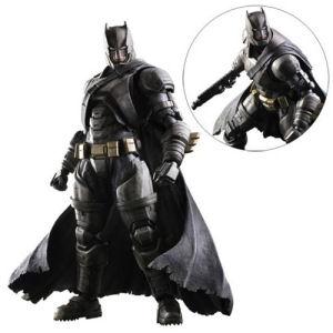 Batman v Superman Dawn of Justice Armored Batman Play Arts Kai Action Figure