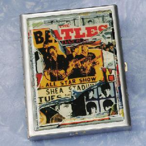 The Beatles Medium Metal Box