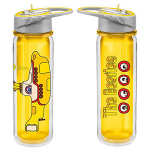 The Beatles Yellow Submarine 18 Ounce Tritan Water Bottle