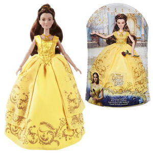 Beauty and the Beast Enchanted Ball Belle Doll