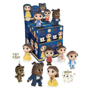 Beauty and the Beast Live Action Mystery Minis Master Carton