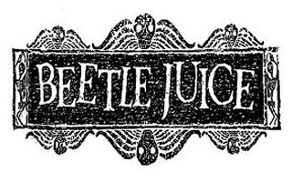 beetlejuice Collectibles, Gifts and Merchandise Shipping from Canada.