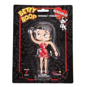 Betty Boop Bendable Figurine