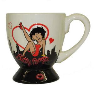 9f5c8f5815dc3e Betty Boop Heart Mug - Kurt S. Adler Betty Boop Coffee Mugs