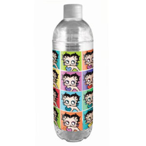 Betty Boop Squares 22 Ounce Twist-Off Water Bottle