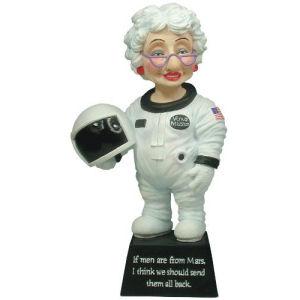 Biddys Astronaut Figurine