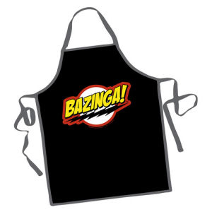 The Big Bang Theory Bazinga Apron