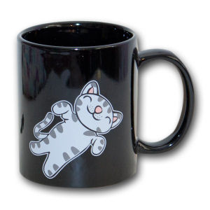 The Big Bang Theory Soft Kitty Coffee Mug