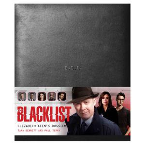 The Blacklist Elizabeth Keens Dossier Hardcover Book