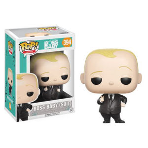 Boss Baby Suit Version Pop! Vinyl Figure