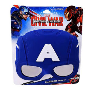 Captain America Civil War Captain America Sun-Staches
