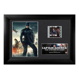 Captain America The Winter Soldier Series 1 Mini Film Cell