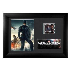 Captain America The Winter Soldier Series 1 Mini Film Cell