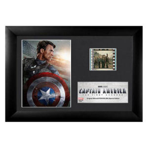 Captain America Series 6 Mini Film Cell