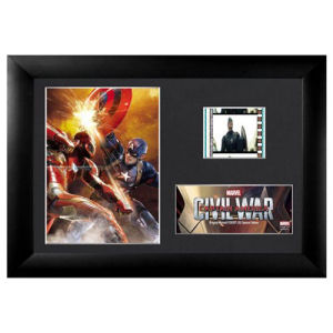 Captain America Civil War Cap v. Iron Man Series 1 Mini Film Cell