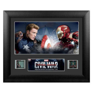 Captain America Civil War Face-Off Series 2 Single Film Cell