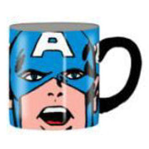 Captain America 14 Ounce Ceramic Mug