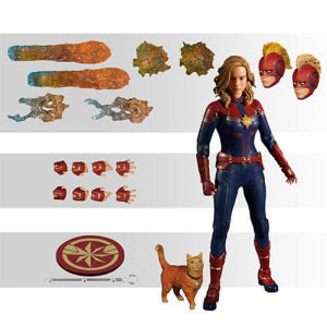 Captain Marvel Movie 1/12th Scale Collective Action Figure