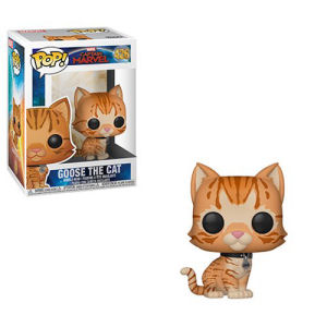 Captain Marvel Goose the Cat Pop! Vinyl Figure #426