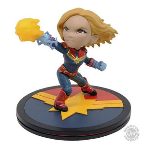 Captain Marvel Diorama Q-Fig Figure